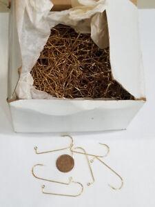 1000 #2/0 Bronze Fish Jig Hook Hooks Made in Japan 1387 M Jig Mold Tackle