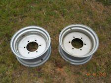 "15""x 7"" Massey Ferguson 6 lug wheels"