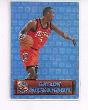 1994 PACIFIC PRISMS CROWN COLLECTION BASKETBALL GAYLON NICKERSON #42 NW OKLA ST