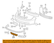 GM OEM-Grille-Lower 15276074