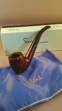 Sasieni Of London Smoking Pipe - Walnut 4 Dot - 10