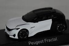 Peugeot Concept Car Fractal Coupe Frankfurt 2015 1:43 Norev neu & OVP 479990