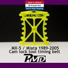 TIMING BELT CAM LOCK CAMSHAFT LOCKING TOOL MAZDA MX5 EUNOS MIATA MK1, 2, 2.5