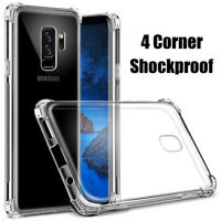 Case For Samsung Galaxy S10 S8 S9 Plus Note 9 8 J3 J5 Transparent Silicone Cover