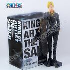 One Piece Banpresto King of Artist The Sanji 26cm PVC Figure New In Box&No Box