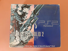 Play Station 2 console Boundle Metal Gear Solid 2 SCPH-30004