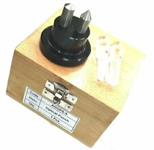 Quality Precision Optical Center Punch Set-Wooden Box Packaging