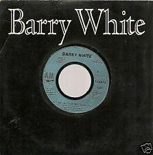 Vinyles Barry White soul, funk