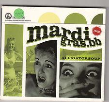 MARDI GRAS.bb - alligatorsoup CD