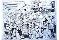 Borde Holmes/u Comix póster