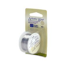 Artistic Wire Stainless Steel 32 Gauge 30 Yard Dispenser 43095 Round