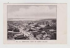 Brooklyn,NY.Coney Island,Birds Eye View,Surf Ave.Amusement Park,Kings Co.c.1901>