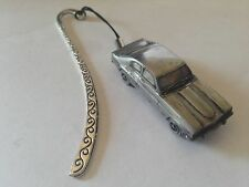 Ford Capri Mk3  FULL CAR on a Pattern bookmark with cord ref74