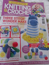 January Knitting Monthly Craft Magazines