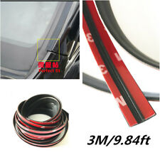 9.84ft Rubber Seal Strip Trim For Car Front Rear Windshield Sunroof Weatherstrip