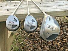"""New listing Titleist 983K 9.5"""" golf Driver 975F 3 wood 16.5"""" 975F 205"""" 5 wood lot fairway"""