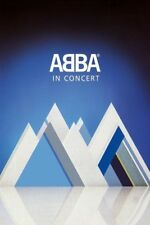 ABBA 'ABBA - IN CONCERT' DVD NEW+ !!!!!!!!!!