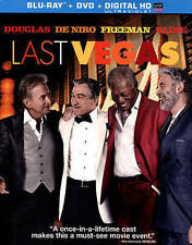 LAST VEGAS (Blu-ray, 2014, Includes Digital Copy UltraViolet)