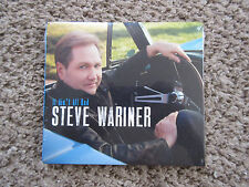 STEVE WARINER CD - IT AIN'T ALL BAD (2013) - COUNTRY - BRAND NEW IN SHRINKWRAP!