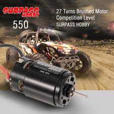 SURPASS HOBBY 550 27T Brushed Motor for HSP HPI Wltoys Kyosho TRAXXAS 1/10 I8W9