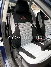 TO FIT A FIAT TIPO HATCH BACK CAR, SEAT COVERS, PADDED VX GREY, FULL SET