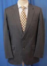Aquascutum Wool Pinstripe Regular Suits & Tailoring for Men