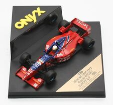ONYX 286 ARROWS HART FA17 RICARDO ROSSET EUROPE GP 1996 1:43