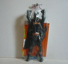 Mexican BATMAN Super Heroe -- Figure Blowed Plastic - Toy Made In Mexico Bootleg