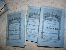 1881.Histoire d'Alexandre le Grand 3/3.Quinte-Curce
