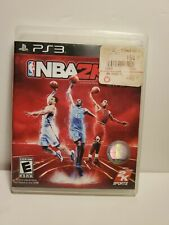 NBA 2K13 Sony Playstation 3 (PS3) - Very Good Condition - Game and Case
