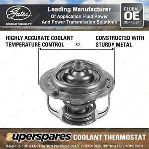 Gates Coolant Thermostat + Gaskets & Seals for Suzuki Swift FZ NZ MZ EZ