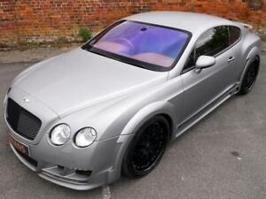 BENTLEY CONTINENTAL GT FULL WIDE BODY KIT 2003-2010 NEW