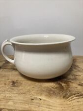More details for chamber pot solian ware old ceramic pottery planter curiosity medical history