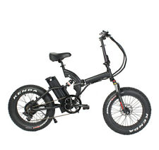 2020 NEW Folding Electric Fat Tire Electric Bicycles E-Bike All Road