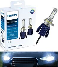 Philips Ultinon LED Kit 6000K White 9012 Two Bulbs Head Light Low Beam Upgrade