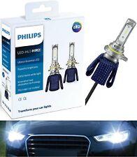 Philips Ultinon LED Kit 6000K White 9012 Two Bulbs Head Light Low Beam Upgrade