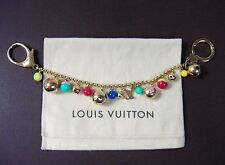 Louis Vuitton Authentic Chaine Grelots Multi-color Key Holder Bag Charm
