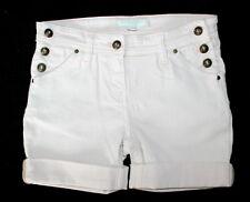 BURBERRY Children Dusty Pink Shorts Girl Size 6 Nova Check