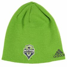 Seattle Sounders MLS Cuffless Green Knit One Size Fits Most FREE SHIPPING