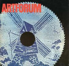 ARTFORUM. Editor: Ida Panicelli, Artforum. Volume XXIX, No. 1, Summer 1990