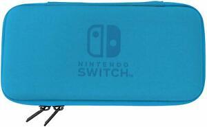 Hori Official Nintendo Switch Lite Slim Tough Pouch Case - Blue