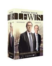 Inspecteur Lewis - Intégrale Saisons 1 à 9 (DVD, 2016, Set de 33 Disques)