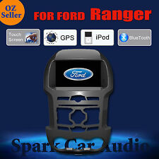 SPARK GPS DVD SAT NAV IPOD BLUETOOTH USB SD NAVIGATION FOR FORD RANGER 2012+
