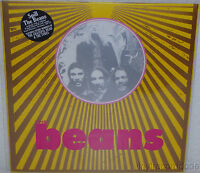 "BEANS Spill The Beans 10"" CLEAR EP Original THE TUBES - PSYCH GARAGE NEW SEALED"