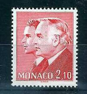 Monaco - 1984 - Yvert 1431 - Prince Rainier - New