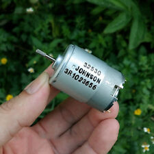 JOHNSON RS-385 DC12V 24V 24000RPM High Speed Large Torque Motor DIY Toy Car Boat
