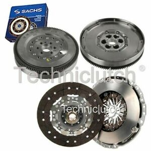 NATIONWIDE 2 PART CLUTCH KIT AND SACHS DMF FOR OPEL ASTRA H ESTATE 1.9 CDTI