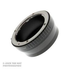 Professional Contax pour micro 4/3rds lentille adaptateur. M43 mount quatre tiers adaptateur