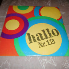DDR- AMIGA +  Hallo Nr 12  + Krywan Skalden Electra + Schallplatte Vinyl  LP