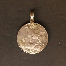 1939 - 1945 George VI India Service Medal  WWII - 854f4
